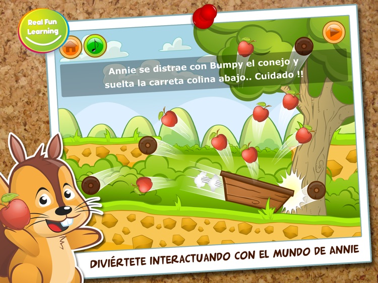Annie's Picking Apples 2 - screenshot-0