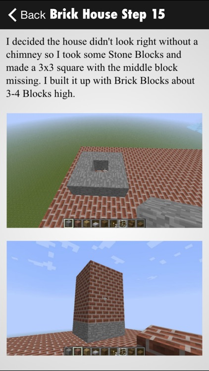House Guide for Minecraft screenshot-4