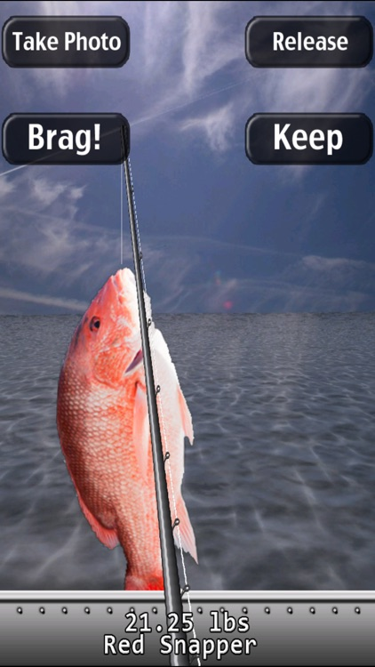 i Fishing Saltwater Lite screenshot-1