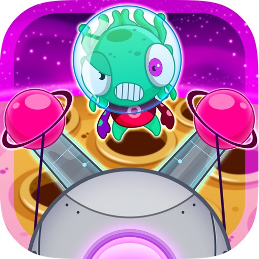 Bouncy Alien Arcade