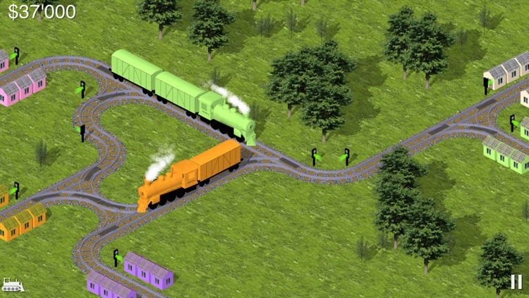 Raildale - Railroad & Railway Building Game screenshot-0