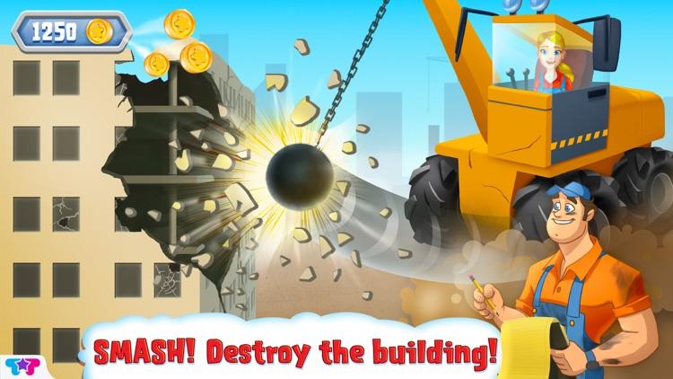 Mechanic Mike 3 - Construction City