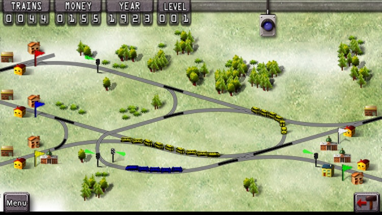Orient Express: The Train Simulator screenshot-3