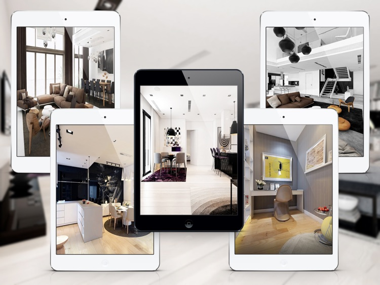 Home Interior Design Ideas for iPad screenshot-3