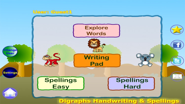 Digraphs Writing and Spelling For Preschooler Free