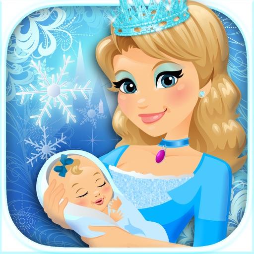 My Newborn Baby: Ice Princess & Mommy Care