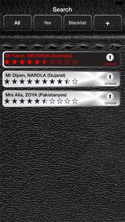 BlackBook screenshot-3