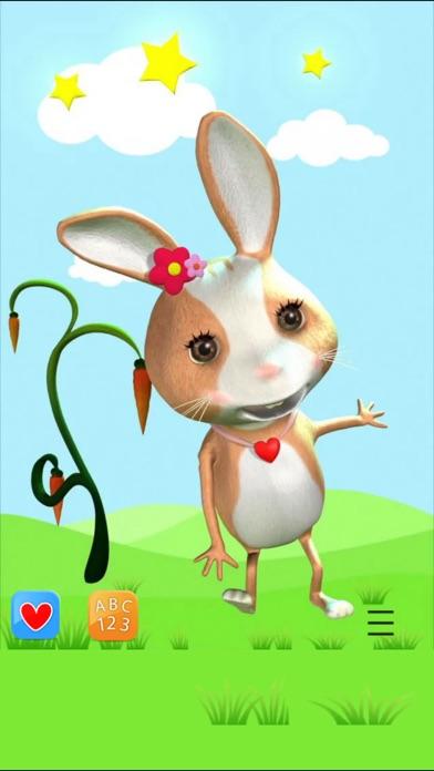 会話うさぎ - Talking Rabbit ABCのおすすめ画像1