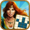 Fill and Cross. Royal Riddles HD Free