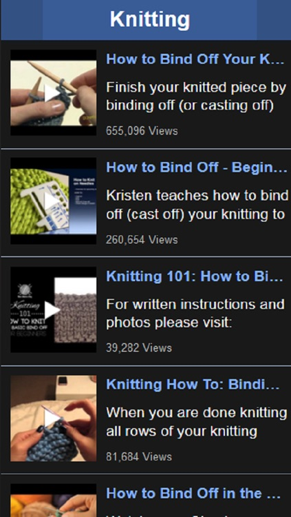 How To Knit - All The Instruction, Tips and Advice You Need To Learn How To Knit screenshot-3