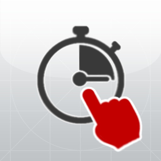 Tap Lap - Simple Gesture Running Timer