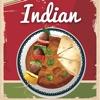 インド料理 。迅速かつ簡単クッキング。ベストな料理、伝統的なレシピ&クラシックな料理。料理の本