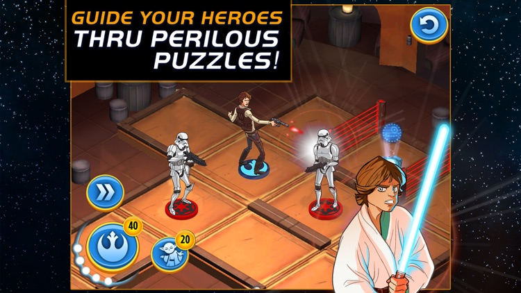 Star Wars - Heroes Path screenshot-0