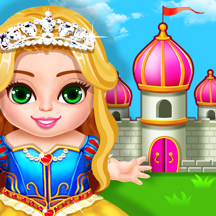 Princess Palace Party Salon - Play House Girls Games