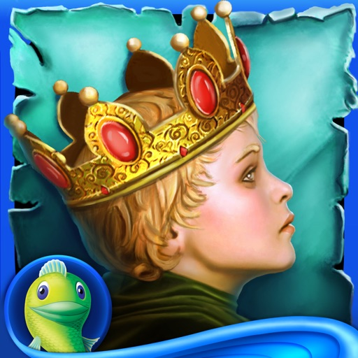 Forgotten Books: The Enchanted Crown HD - A Hidden Object Story Adventure icon