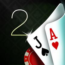 二十一点游戏 21 - 2 Seconds blackJack PRO reaction casino