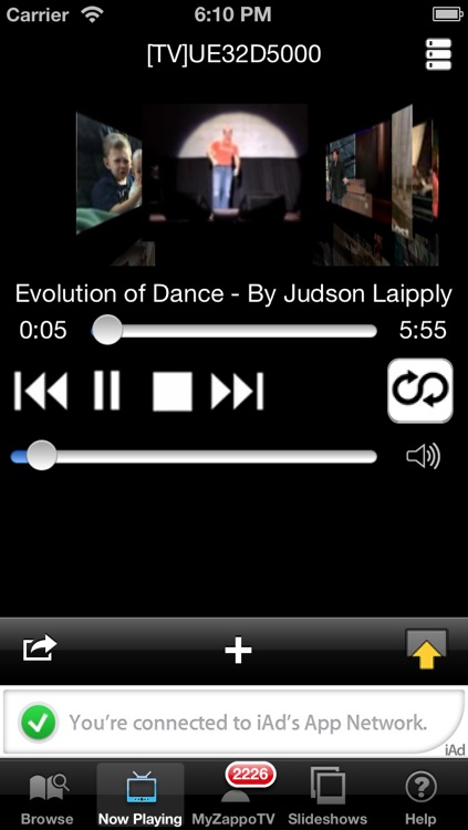 LG TV Media Player screenshot-4