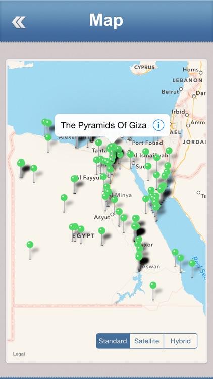 Egypt Essential Travel Guide screenshot-3