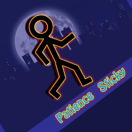 Patience Sticky - Sleep Walk