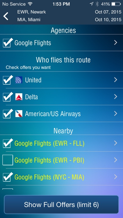 Newark Airport Pro (EWR) Flight Tracker Liberty screenshot-3