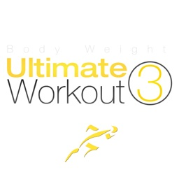 Ultimate Workout 3 - Personal Fitness Photo Book Trainer [Body Weight Edition]
