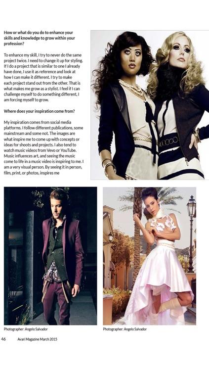 Avari Magazine