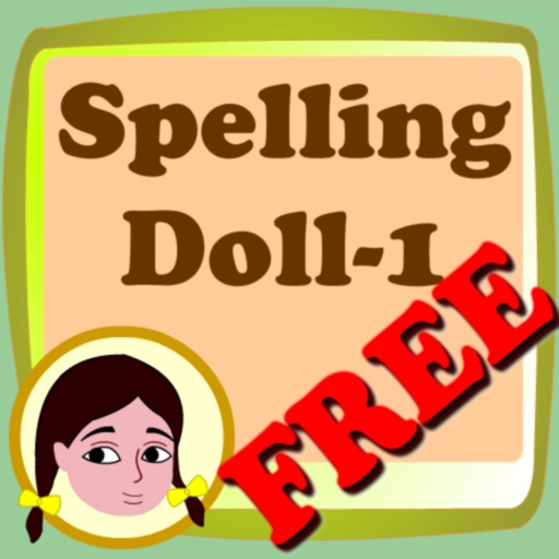 Spelling Doll1 Lite for Spelling Competitions