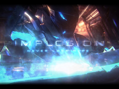 Implosion - Never Lose Hope на iPad