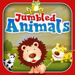 Jumbled Animals
