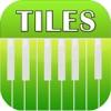 Green Rainbow Tiles - Piano Edition