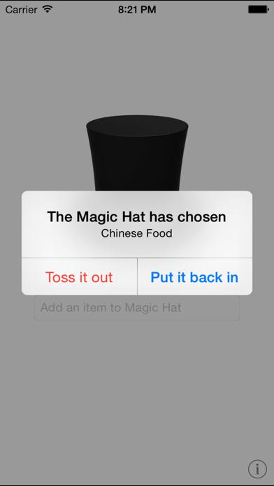 Magic Sorting Hat screenshot four