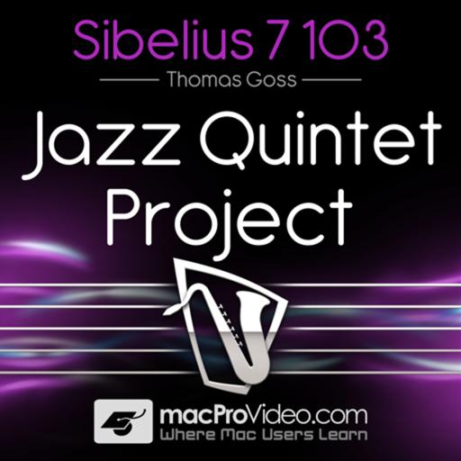 Course for Sibelius Jazz Quintet Project