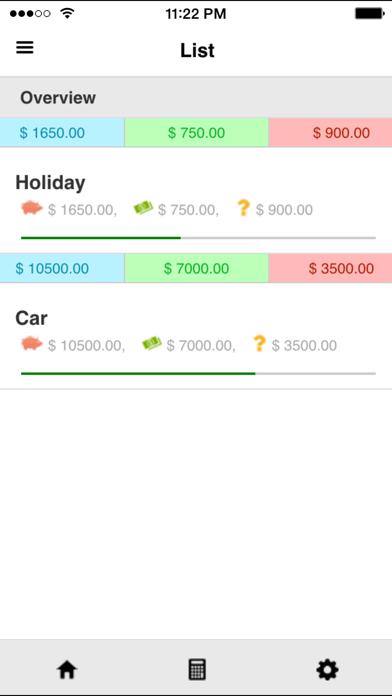 Piggy Bank - Saving MoneyScreenshot of 2