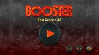 Booster -   بوستر لعبة التحدى و الإثارة من اجمل العاب ايفون و العاب ايباد و العاب ذكاء و العاب اكشن screenshot three
