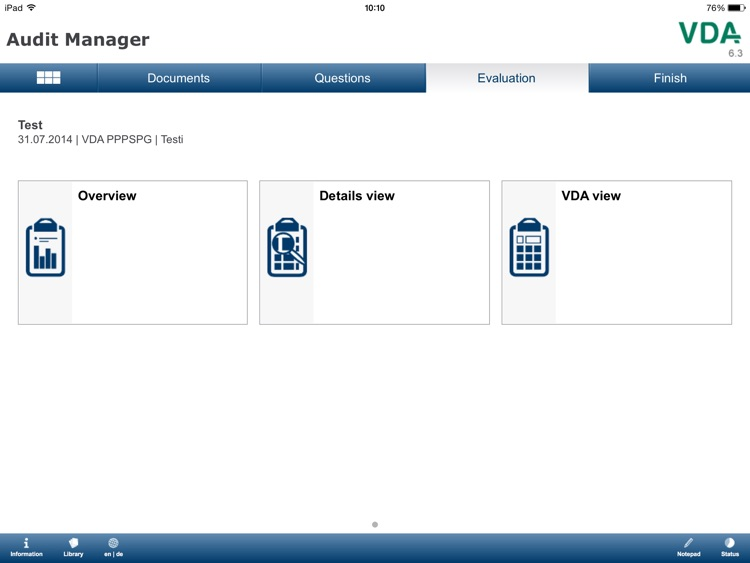 Audit Manager Premium screenshot-1