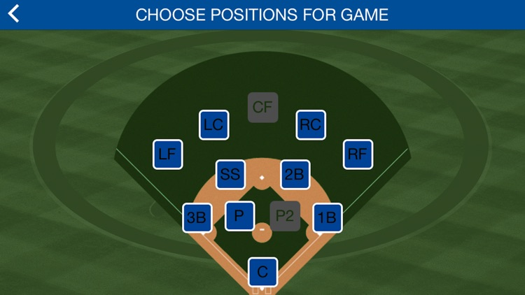 Play Ball Lineup  - Youth Baseball and Softball Lineup Maker screenshot-0