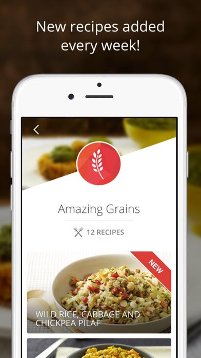 Screenshot for Forks Over Knives in Germany App Store