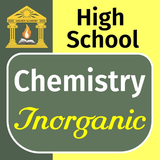 High School : Inorganic Chemistry FREE icon