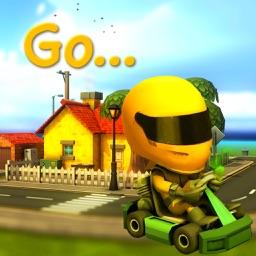 Super Dude Kart Race