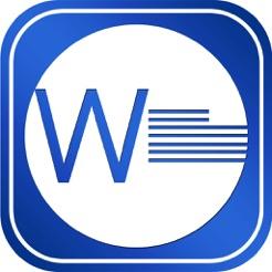 iWord Processor: Word processor + PDF annotazione.