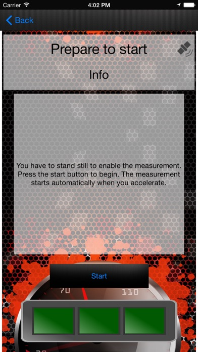 Vmax GPS Speed Box screenshot three