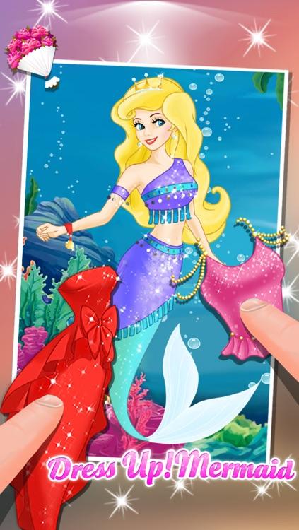 Mermaid - Dress Up!