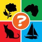 Мозаика: Угадай слово по силуэту! icon