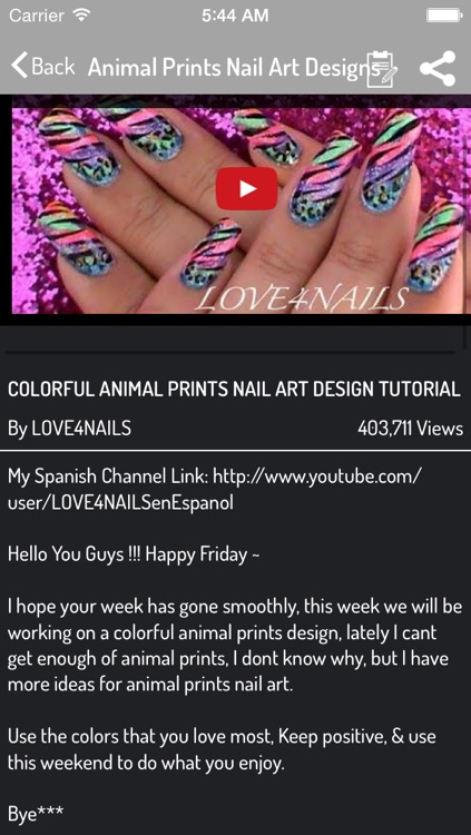 Nails Guide - Nail Art