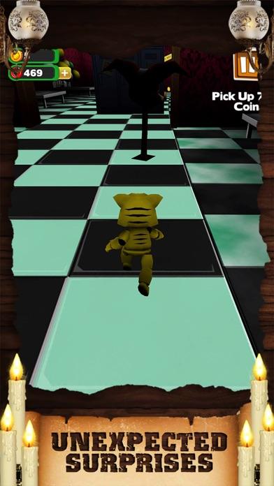 ティーンBoys無料のために不気味なモンスターランホラー恐ろしい怖いハンターダッシュゲームのおすすめ画像1