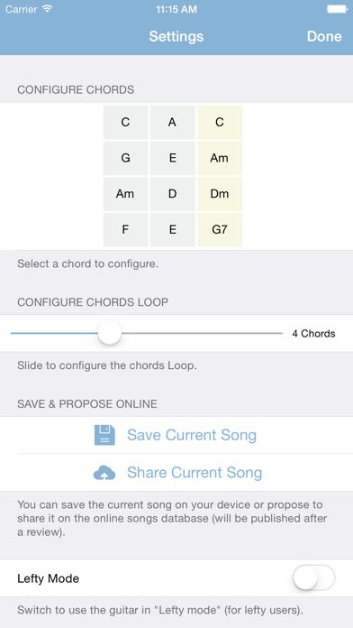 Ukulele - Hawaiian Guitar screenshot four
