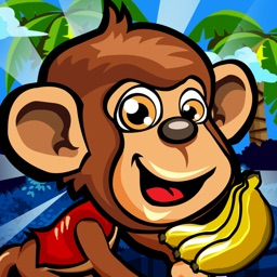 Super Monkey Dash - Go Bananas!