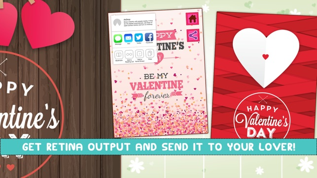 happy valentines day card maker free on the app store valentines card maker