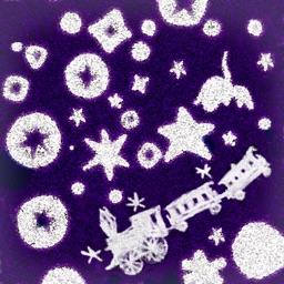 Night on the Galactic Railroad by Kenji Miyazawa ・ a Music Picture-book ・ Japanese version