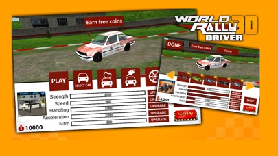 World Rally 3D Driver screenshot one